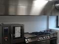 cocina horno y freidoras