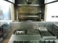 asador de carbon tradicional