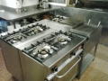 cocina repagas de dos fuegos con horno contra otra cocina repagas