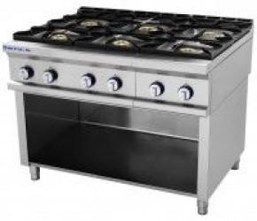 Repag s 6 fuegos instalaciones comerciales m uranga for Cocina 6 fuegos repagas