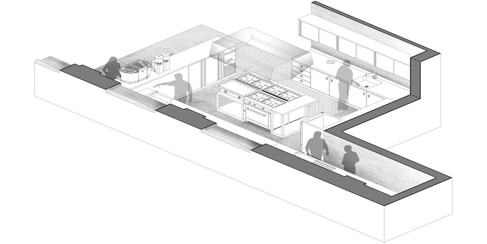 Instalaciones comerciales Miguel Uranga. Realizamos proyectos personalizados para nuestros clientes, maximizando el espacio y la usabilidad de cada una de nuestras maquinarias de hosteleria
